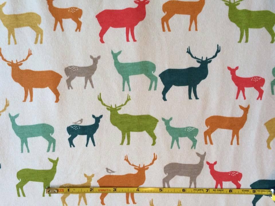 Birch Organic knit Elk Family Multi