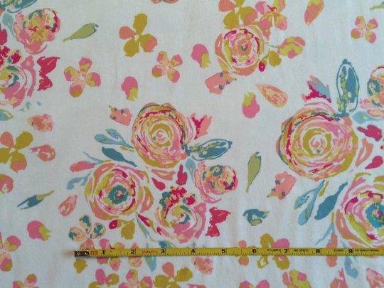 NEW  Art Gallery Swifting Flora Fond
