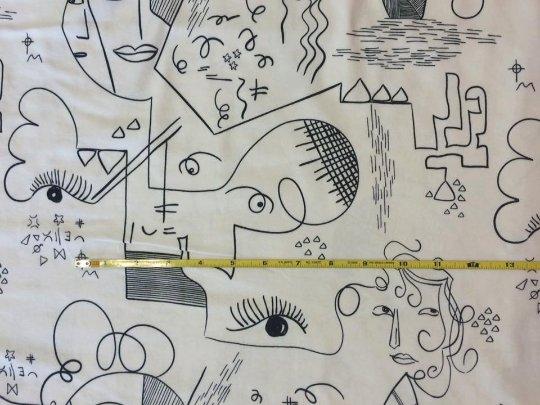 NEW Art Gallery Cubist Perception
