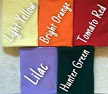 LIGHT YELLOW Cotton Lycra Knit Fabric