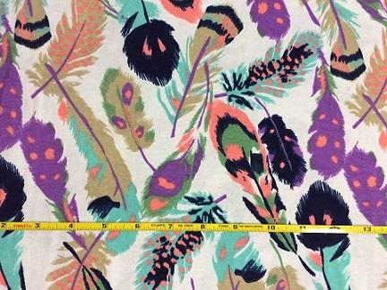 Bolt Cotton Lycra Knit